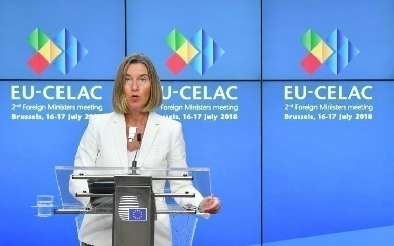 Celac y UE defienden intereses comunes (+Fotos)