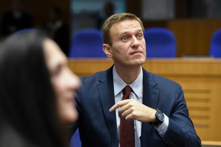 Victoria para el opositor ruso Navalni ante el Tribunal Europeo de DDHH