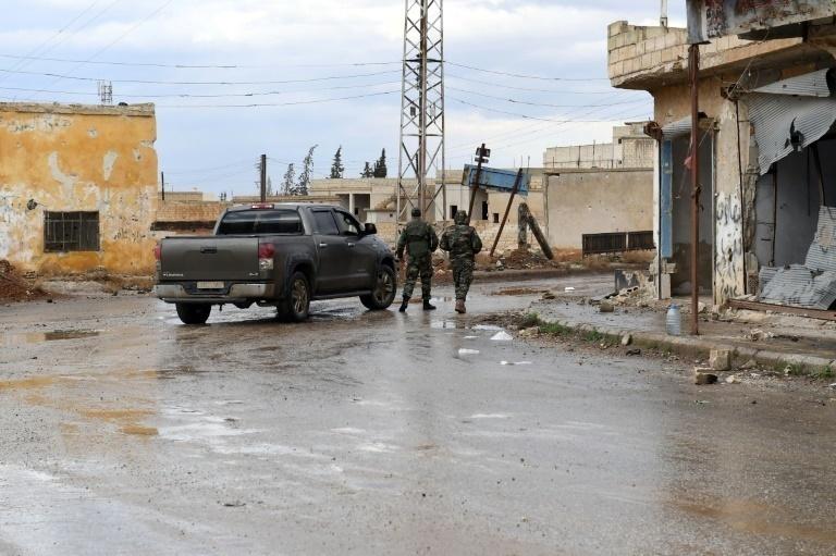 Las tropas sirias expulsan a terroristas de un aeródromo en Idlib