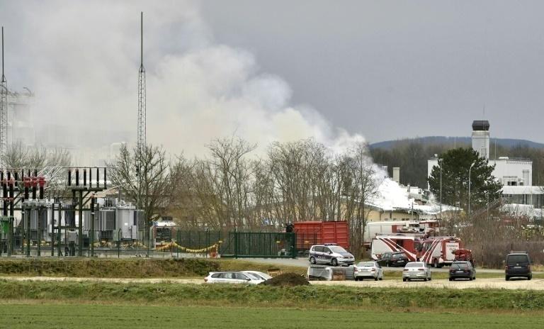 Explota planta de gas en Austria