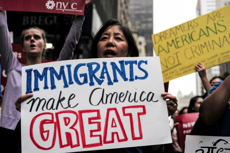 Ve Trump para 2030 ciudadanía dreamer