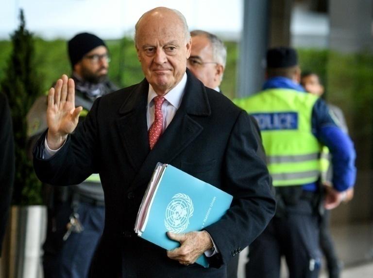 Oposición Siria da marcha atrás y acepta negociar con Damasco