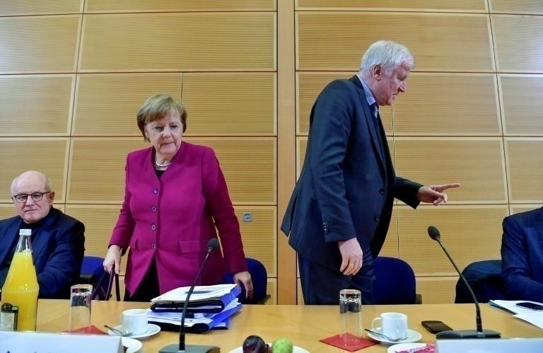 Inicia reunión decisiva para formar gran coalición en Alemania