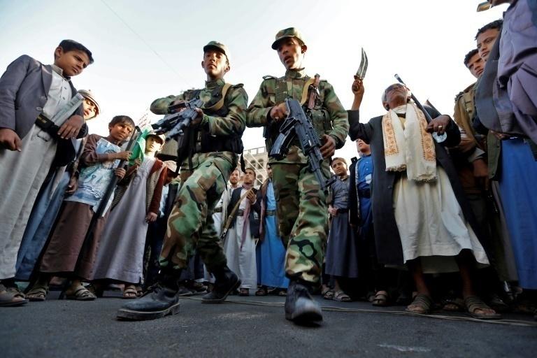 Rebeldes de Yemen lanzan un nuevo misil contra Arabia Saudí