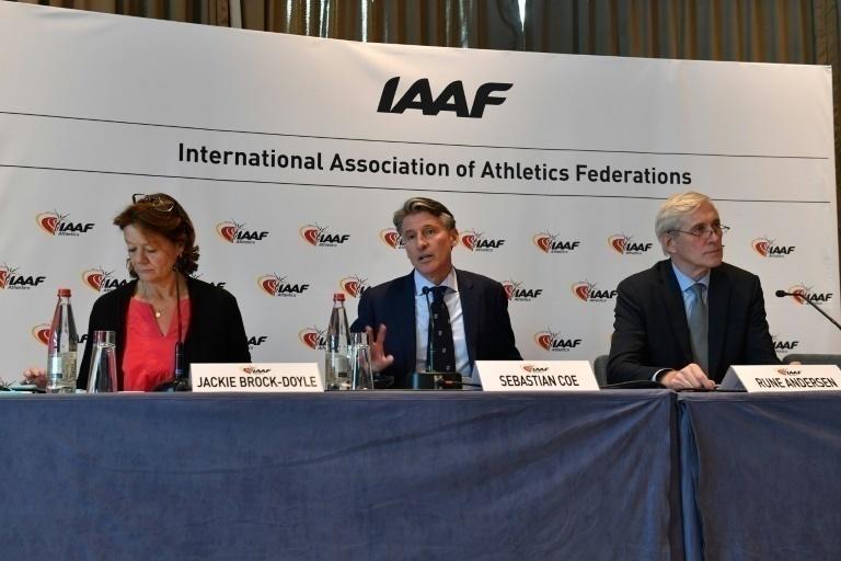 Mantienen suspensión al atletismo de Rusia