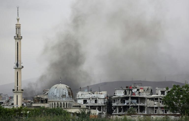 Advierte Rusia que habrá consecuencias por ataque a Siria