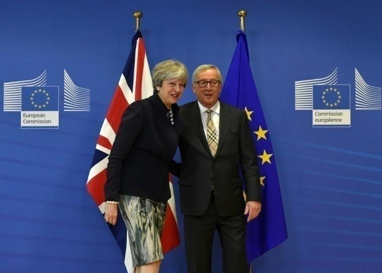 May y Juncker no alcanzan un acuerdo sobre el Brexit