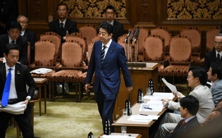 Abe valora el cambio de postura de Corea del Norte