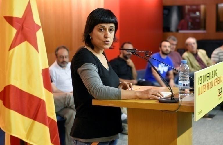 Justicia dicta una orden de detención contra parlamentaria catalana