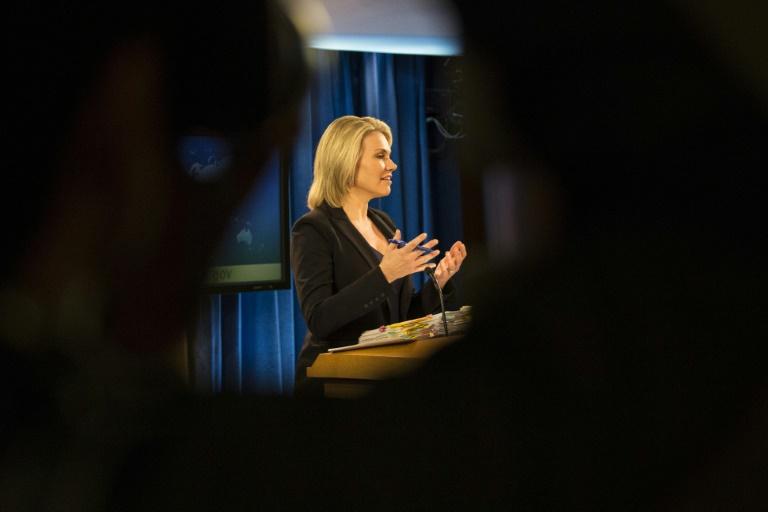 Trump nombra a expresentadora de noticias como embajadora ante la ONU