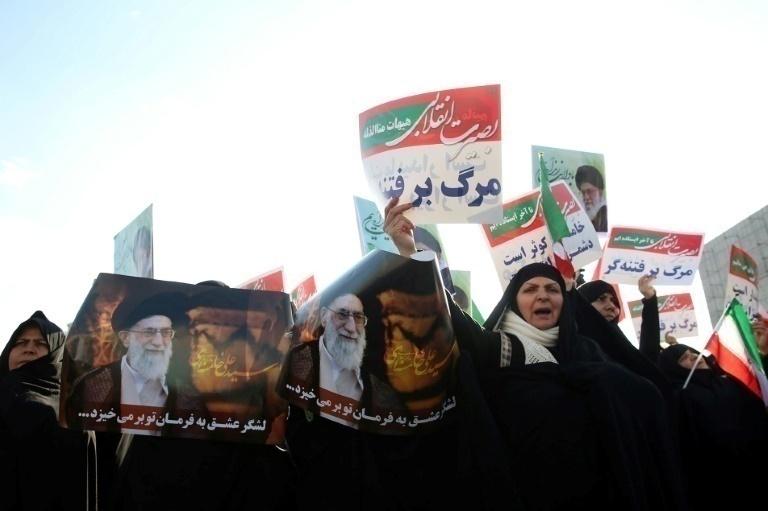ONU pide evitar la violencia durante protestas en Irán
