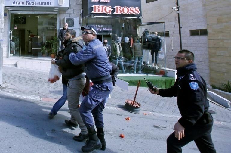 Europa favorece la solución de dos Estados — Palestina-Israel