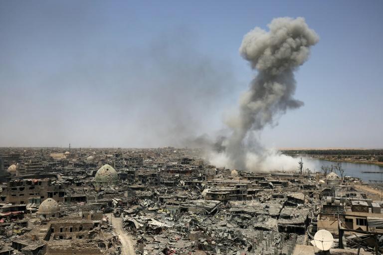 La coalición admite otras 50 víctimas civiles en Irak y Siria